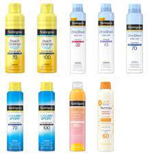 Johnson & Johnson Recalls Sunscreen ...