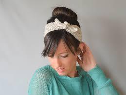 Knitted Headband Pattern Cool Vintage Knit Tie Headband Pattern Mama In A Stitch