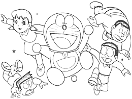 See actions taken by the people who manage and post content. Cheerful Doraemon Coloring Book Makes Your Toddlers Love To Color Doraemon Is A Japanese Anime Series Writt Love Coloring Pages Coloring Books Coloring Pages