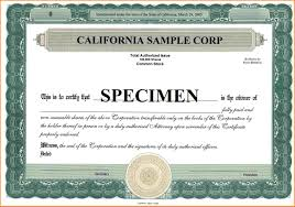 Best Solutions Of Printable Stock Certificate On Stock Certificate