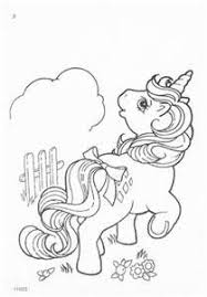 coloring pages for 80 s my little pony bing images