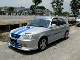 Tag For Accent modified to bmw : Hyundai Accent Modifications Team ...