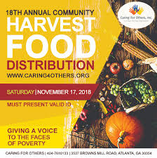 2018 10 Flyer Design Harvest Distribution Social Media