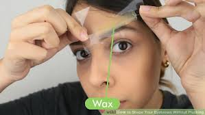 how to trim bushy eyebrows. image titled shape your eyebrows without plucking step 3 how to trim bushy