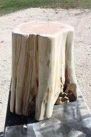 tree stump furniture. Tree Stump Table Base, Reclaimed Stump, Wood Side Table, Odd Wonky Shape, 13x15 Top, 22\ Furniture