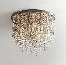 flush chandelier featured photo of modern crystal flush mount chandelier flush fitting crystal ceiling lights
