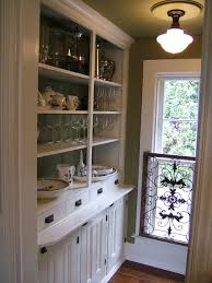 traditional kitchen butler s pantry