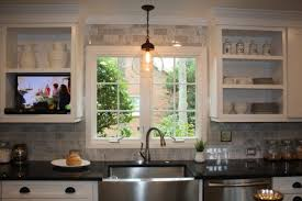 pendant lighting over sink. transform pendant light over kitchen sink lovely inspiration to remodel with lighting