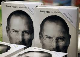 steve jobs biography not the final draft author