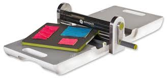 Which Accuquilt fabric cutting machine is right for you? & Go! Fabric Cutter includes Value Die, cutting mat and die pick Adamdwight.com