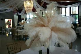 idea ostrich feather chandelier and ostrich feather chandelier feather vase tree centerpiece large feathers for table amazing ostrich feather chandelier