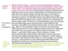 my future leader essay good