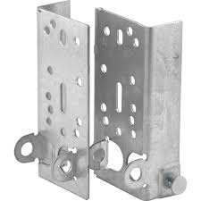 7 16 in stem 1 each left and right bottom lifting brackets without fasteners