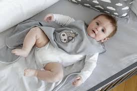 Sommer Babyschlafsack Aus 100 Bio Baumwolle Von Minky Mooh