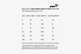 Cloth Size Chart In India Mens Shirt Size Chart India Transparent Png 400x474 Free