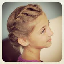 Twist Hair Style crown rope twist braid updo hairstyles cute girls hairstyles 3587 by stevesalt.us