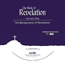 The Book Of Revelation The Background Of Revelation High