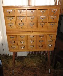 nice tures antique cabinet with pull out table bodhum organizer drawer oak library card file cabi
