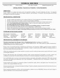 Manufacturing Engineer Resume Examples 14 15 Manufacturing Engineer Resume Examples Southbeachcafesf Com