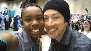 """Tra'chele Roberts on Twitter: """"Yesterday I met the biggest sweetheart ever  at my first Shutocon. Thanks @ToddHaberkorn for my wonderful experience!  https://t.co/VvMn0AVvfi"""""""