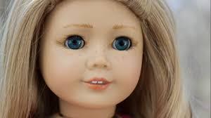 custom repaint an american doll makeover