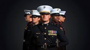 United States Marine Officer United States Marine Corps Marine Recruiting Marines