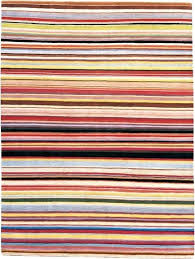 striped rug striped rugs smith for the rug company black and white striped rug 5x8
