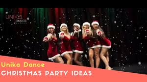 Christmas Party Ideas | Dance Entertainment