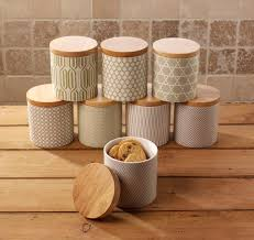 Retro Kitchen Storage Jars Given To Distracting Others Procookr Storage Containers