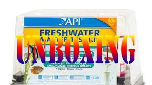 Api Phosphate Chart Api Freshwater Master And Phosphate Test Kit