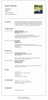Free Online Resume Resume Sample Templates Resume Sample Templates Part 100 54