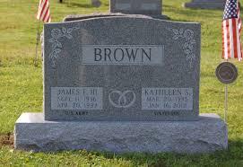 Kathleen Hunter Stevenson Brown (1935-2012) - Find A Grave Memorial