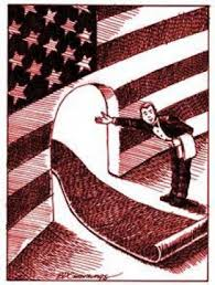 Open door policy history Political Cartoon America Welcoming Other Countries To Trade In China Liberia Us History News Blog Breaking News Open Door Policy