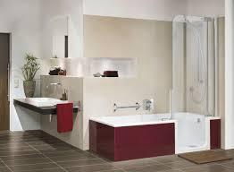 Bathroom White Fiberglass Tub Shower With Grab Bar With Bathtub Acrylic Shower Tub Combo