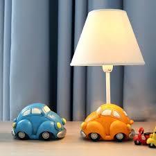 children table lamps boy car model kids desk lamp ac children room led lamp table childrens