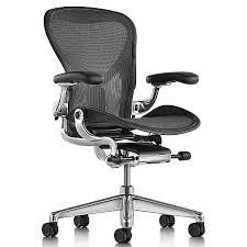 Aeron Office Chair Size Chart Aeron Office Chair Size C Graphite Herman Miller Best