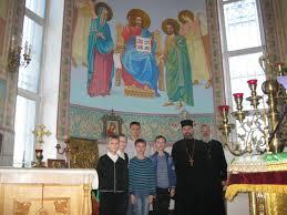Познавательное посещение храма прп Серафима Саровского совершили  Подготовка реферата