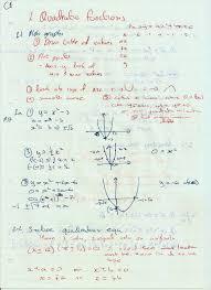 edexcel c1 2 quadratic functions