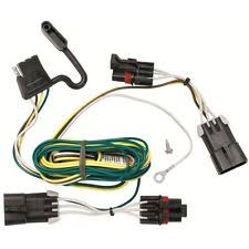 hhr hitch towing hauling 118407 t one trailer hitch wiring harness hhr cobalt g5 fits
