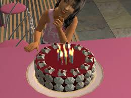 Mod The Sims Two Celebrate Anytime Birthday Cakes