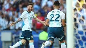 ملخص وأهداف مباراة الأرجنتين وفنزويلا 2-صفر