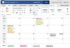 Online Project Management Calendar 7 Best Project Planner Timelines Images Project Life Planner