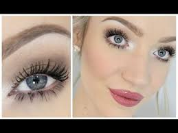 good for hooded eyes everyday makeup tutorial easy but pretty