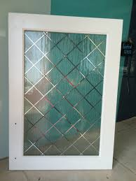 decorative cabinet glass inserts