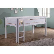 canwood whistler junior loft bed cherry kitchen dining