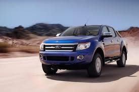 2012 Ford Ranger production hampered by a shortage in auto parts
