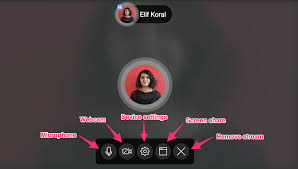 Screen Sharing With Audio Manage Webcam Screen Sharing Documentation Livestorm