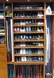Shoe Storage Solutions Classica Custom Closet Storage Image Of Small Closet Ideas Style