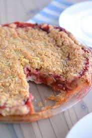 the best strawberry rhubarb pie mel s