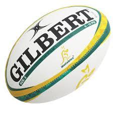 Gilbert Rugby Size Chart Wallabies Match Ball